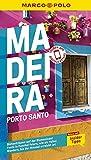 MARCO POLO Reiseführer Madeira, Porto Santo: Reisen mit Insider-Tipps. Inkl. kostenloser Touren-App