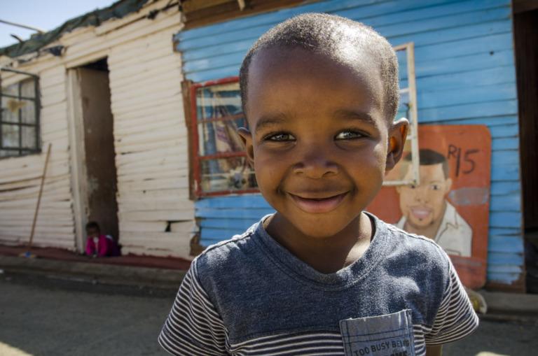 Südafrika: Der Prinz von Kayamandi