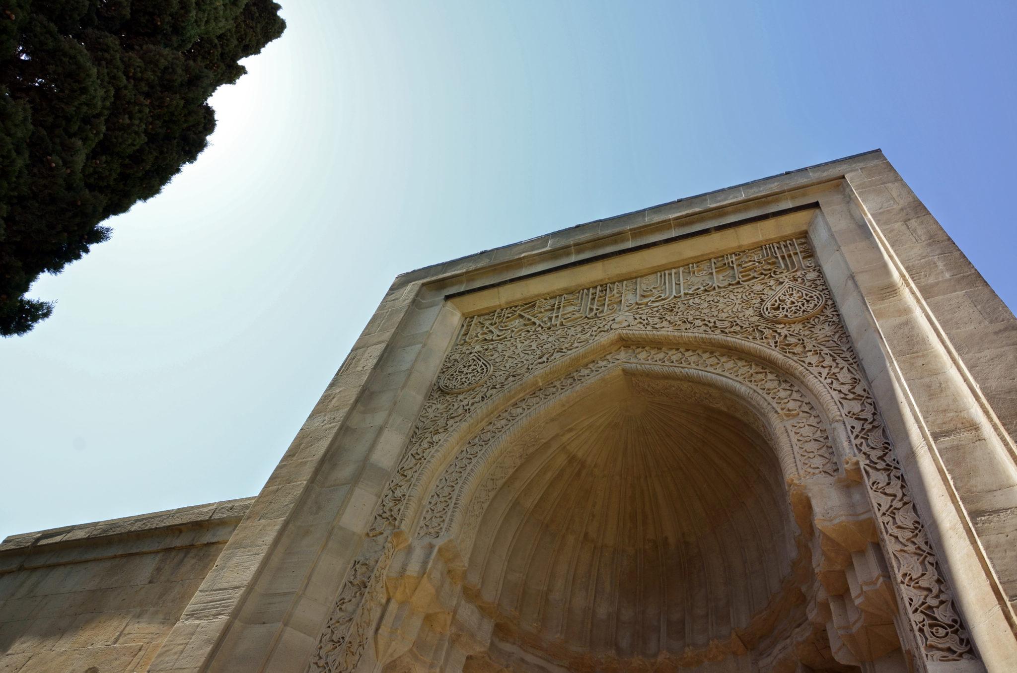Moscheen dürfen bei Aserbaidschan Reisen nicht fehlen