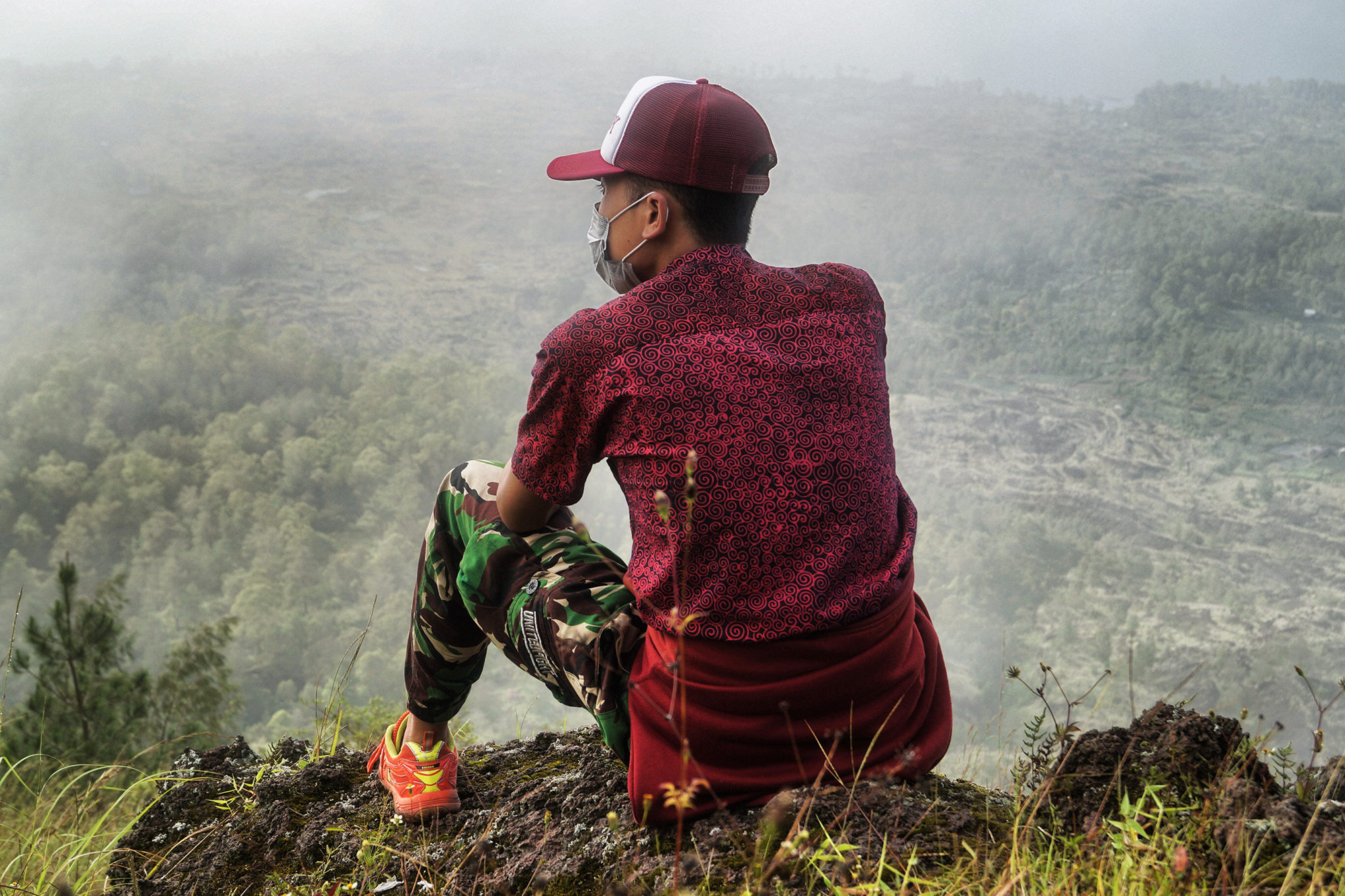 Besteigung vom Vulkan Bromo auf Bali