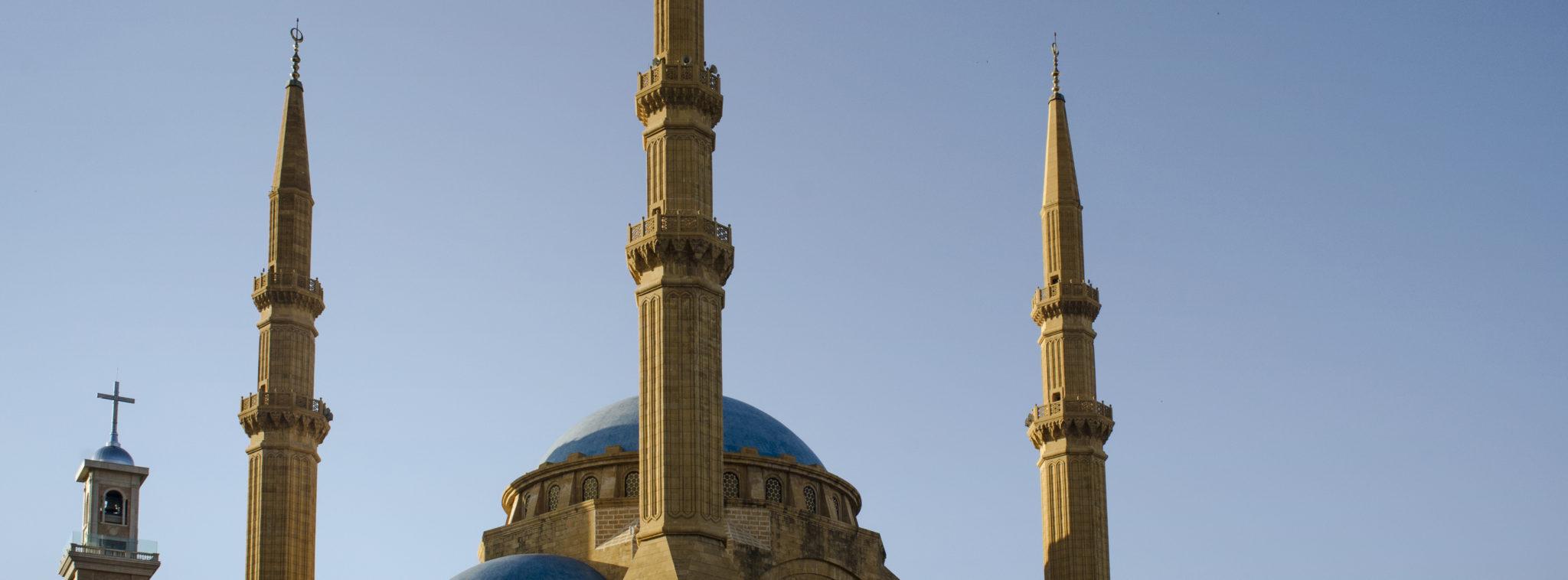 Libanon-Sehenswuerdigkeiten-Mohammed-al-Amin-Moschee-Slider