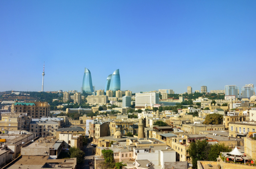 aserbaidschan sehenswürdigkeiten