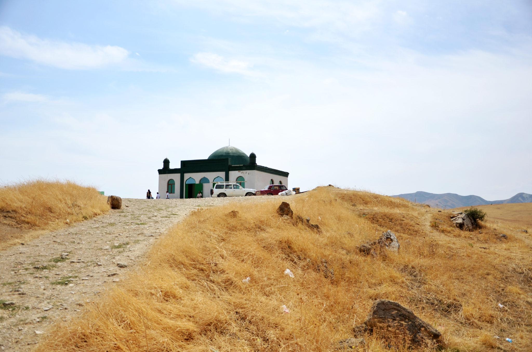 In Aserbaidschan findet man viele Moscheen