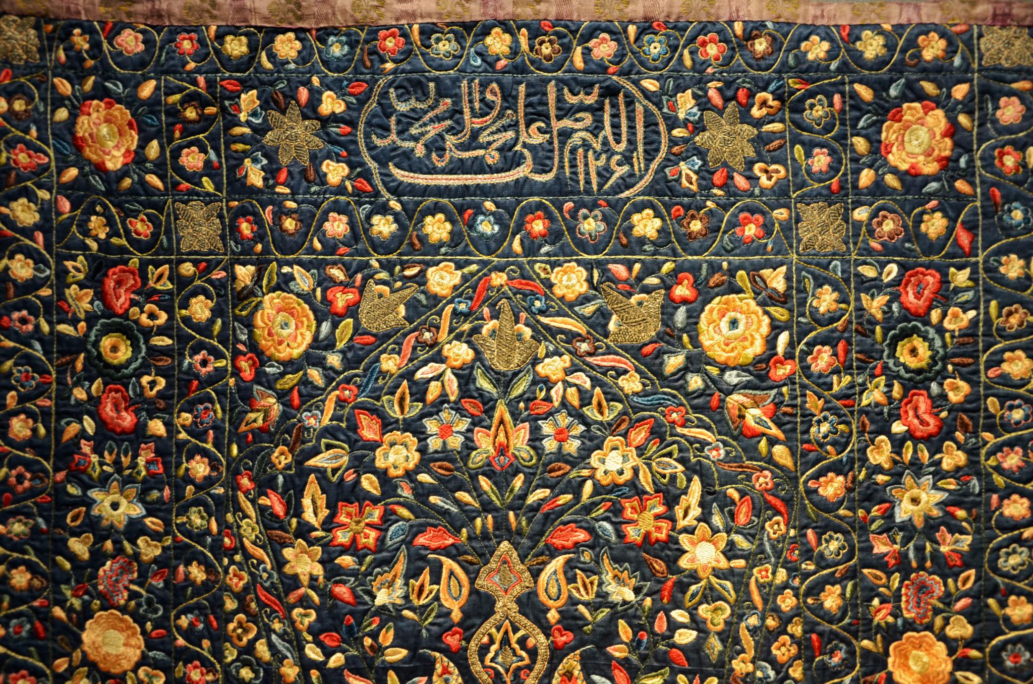 Teppich Shopping gehört zu Aserbaidschan Reisen