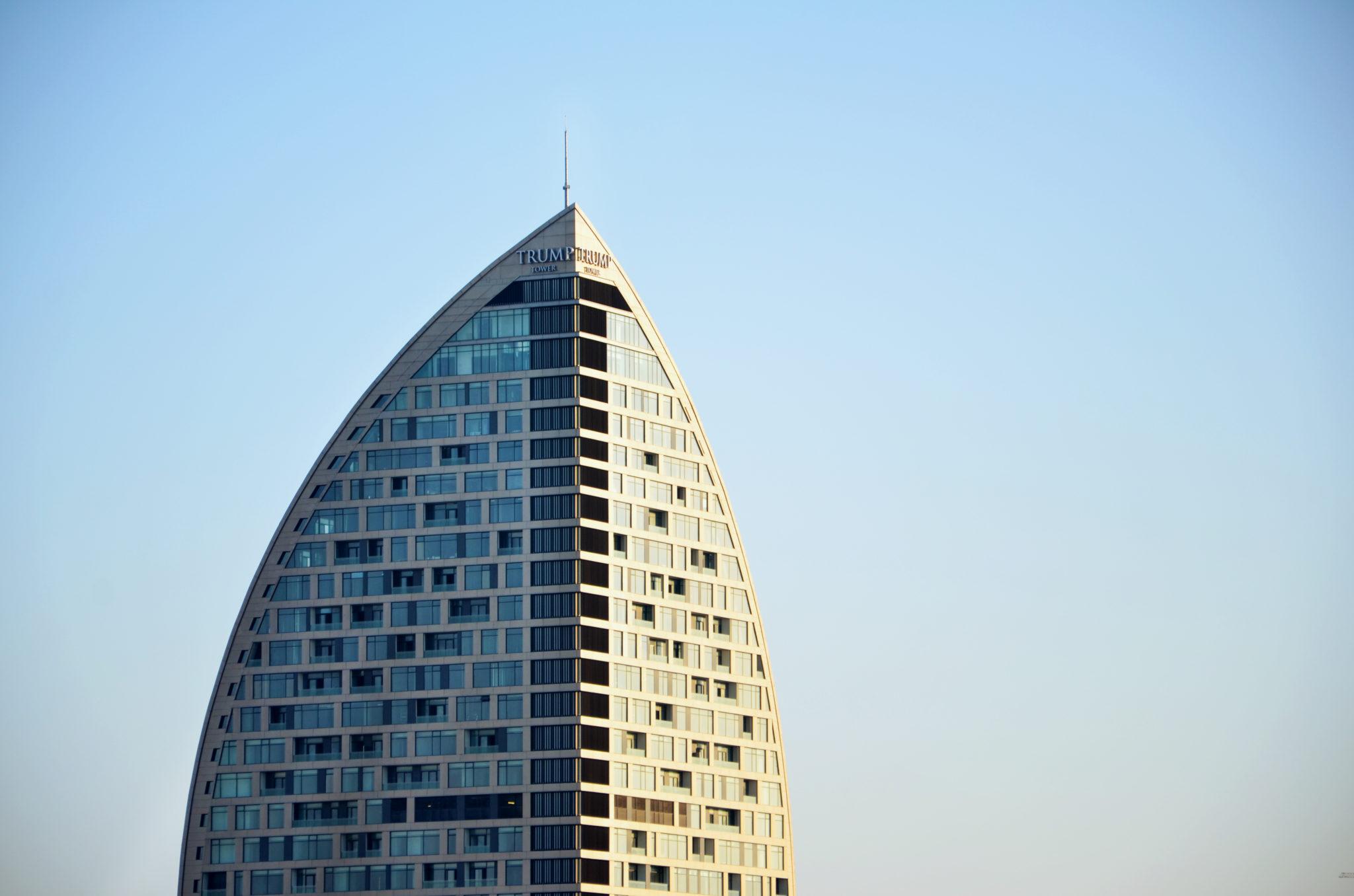 Must-See auf Aserbaidschan Reisen: Der Trump Tower Baku