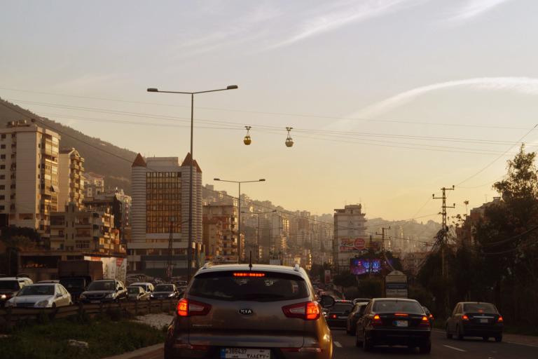 Libanon: Im Schatten der Glitzerwelt