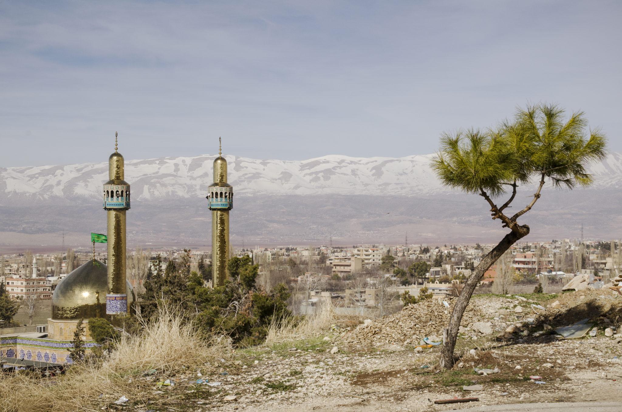 Libanon-Reisen-Baalbek-Moschee