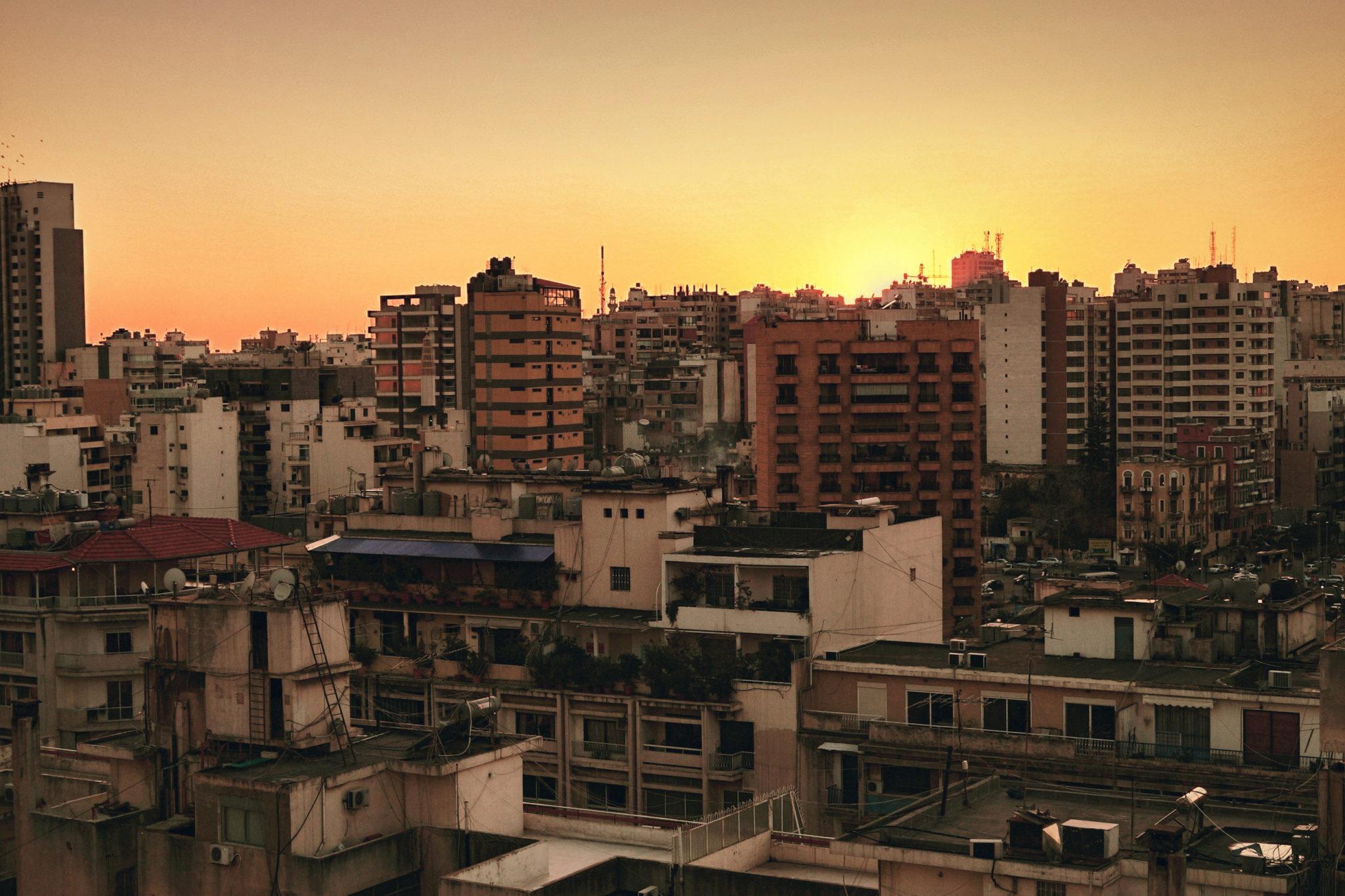 Beirut Skyline