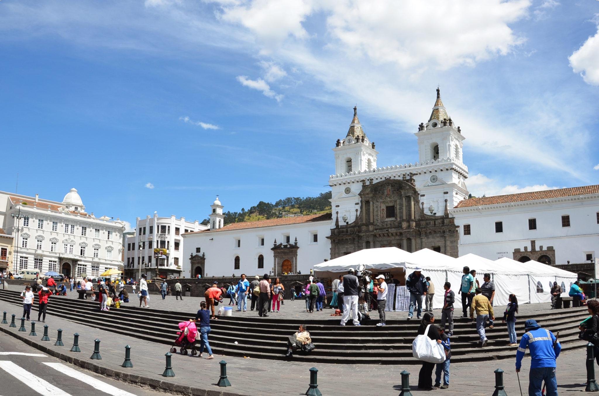 Sehenswuerdigkeiten-Ecuador-Quito-Kirche
