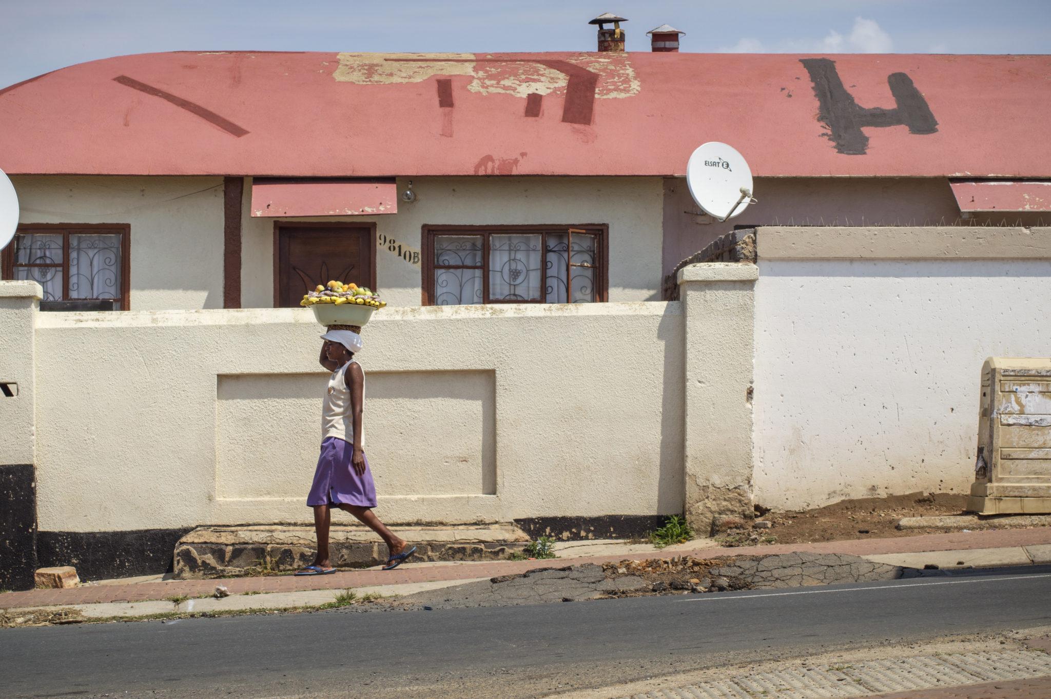 Besuch im Soweto Townshop in Johannesburg