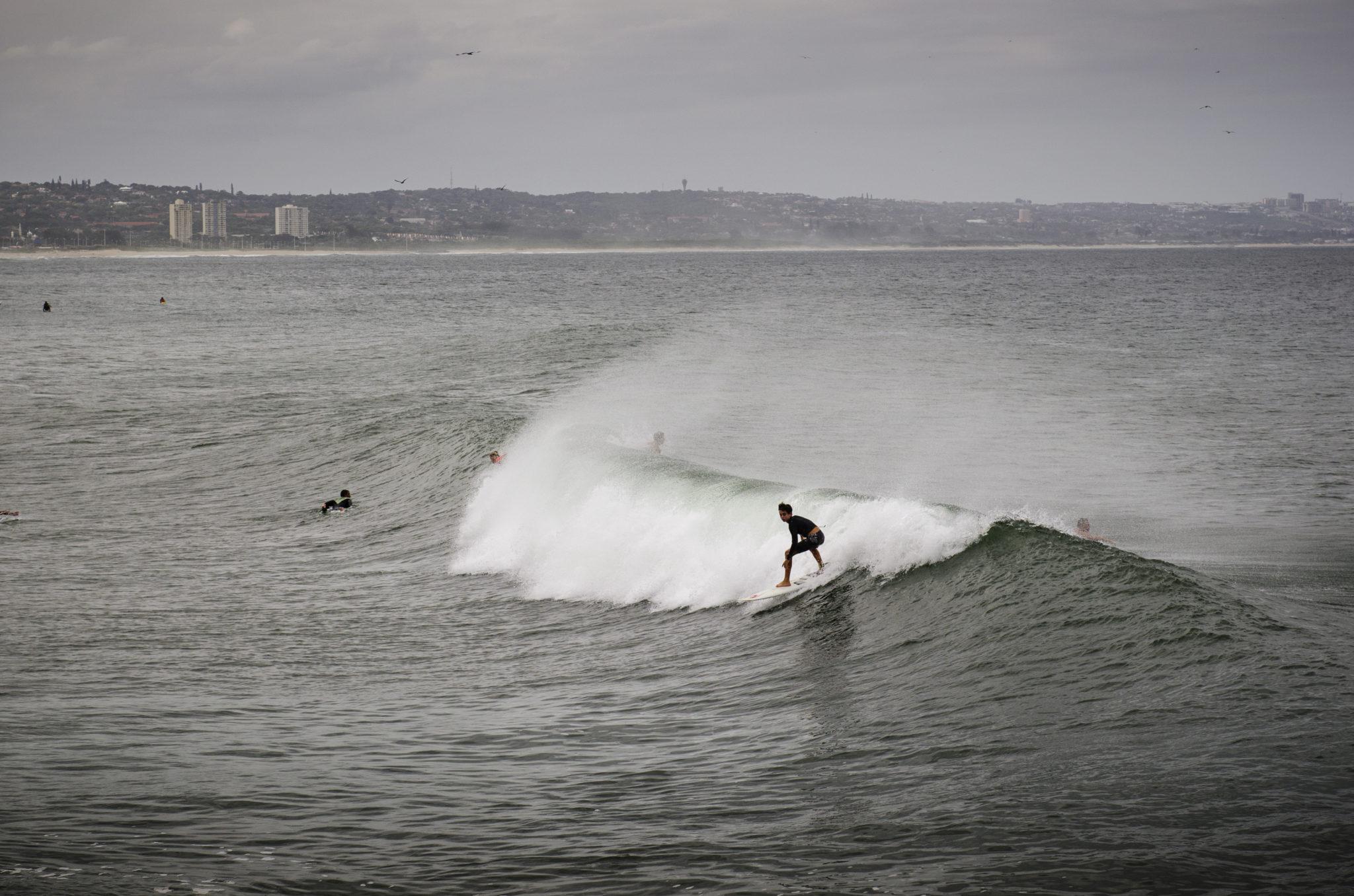 Surfen in Durban ist einer der besten Südafrika Reisetipps