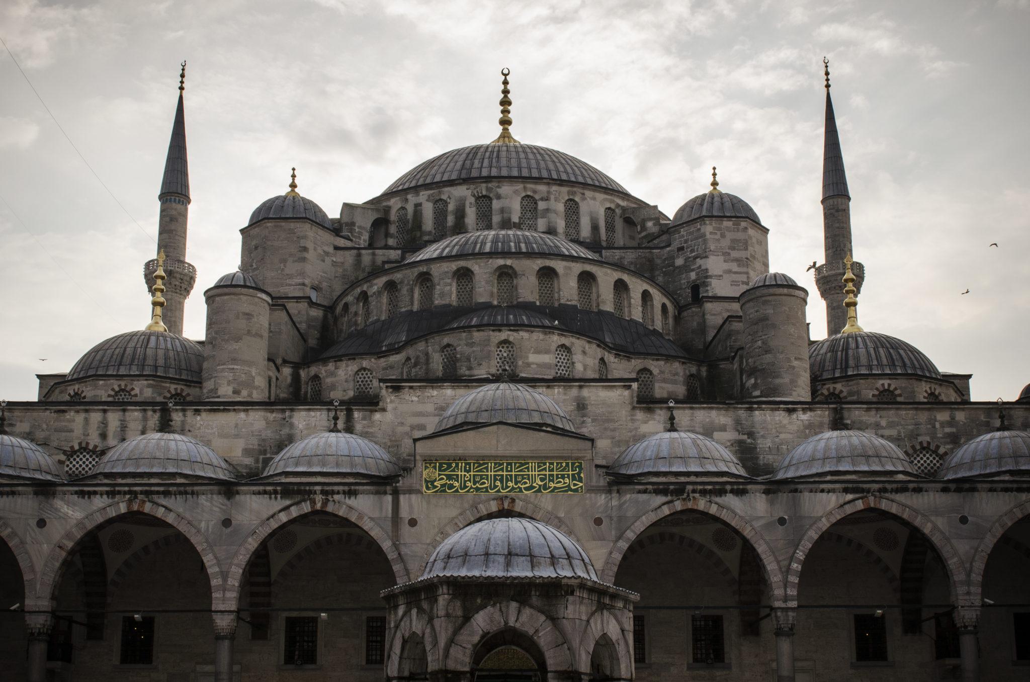 Tuerkei-Sehenswuerdigkeiten-Blaue-Moschee-Istanbul