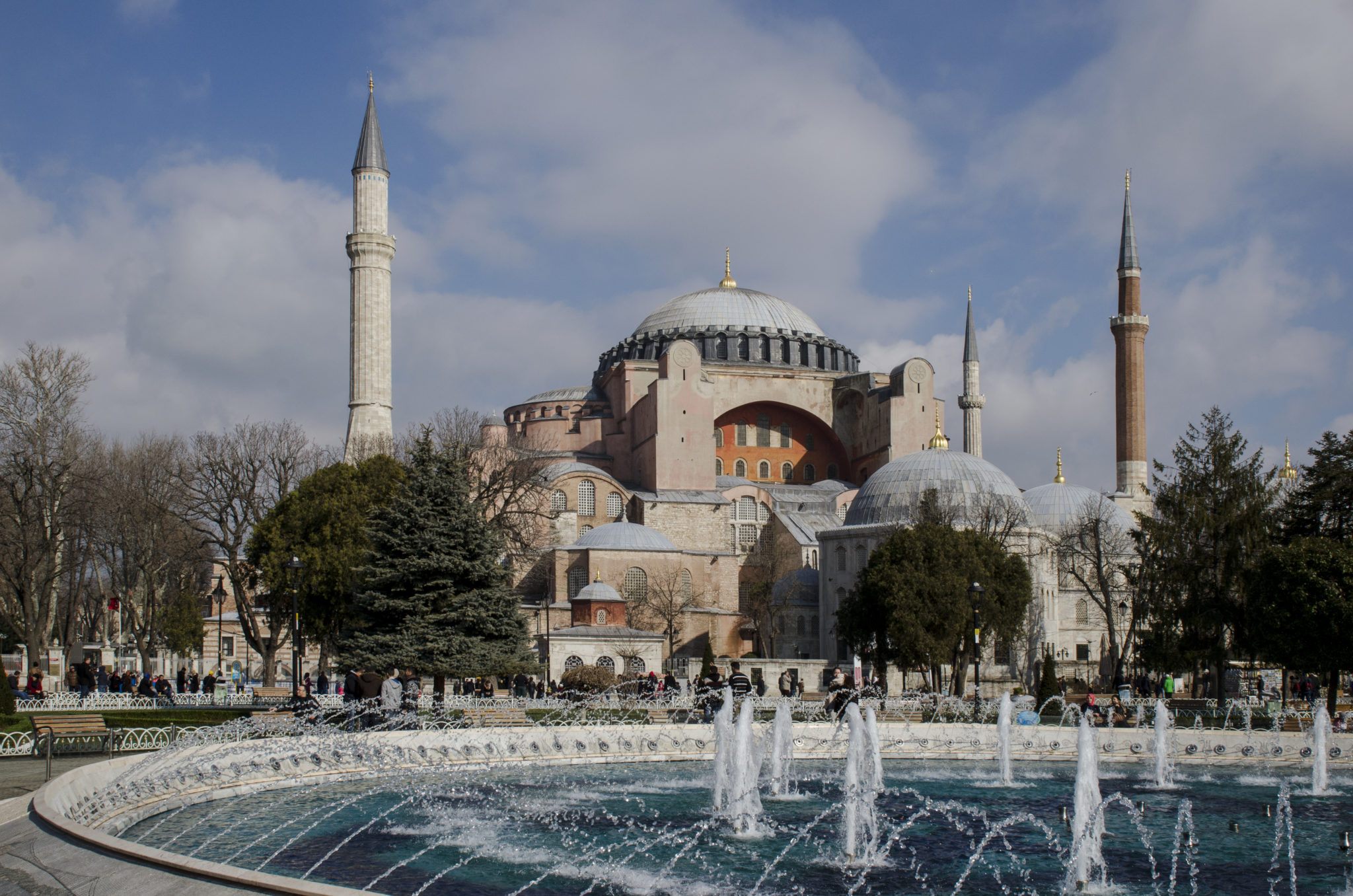 Tuerkei-Sehenswuerdigkeiten-Hagia-Sophia-Moschee
