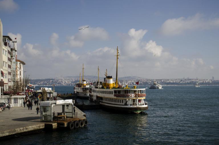 Türkei: Zuhause bei Freunden
