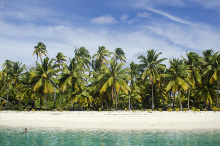 Cookinseln: Im Wohnzimmer von Aki