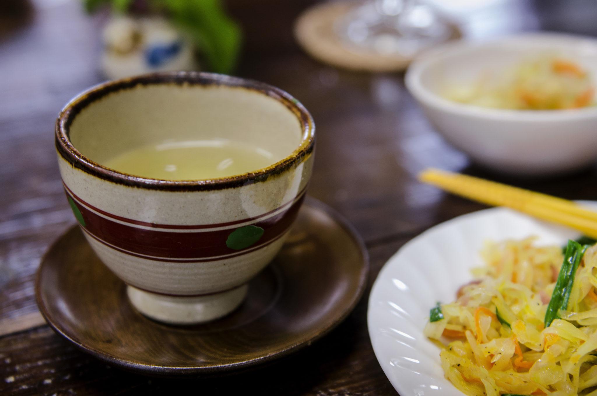 Ishigaki-Japanisch-Kochen-Tee
