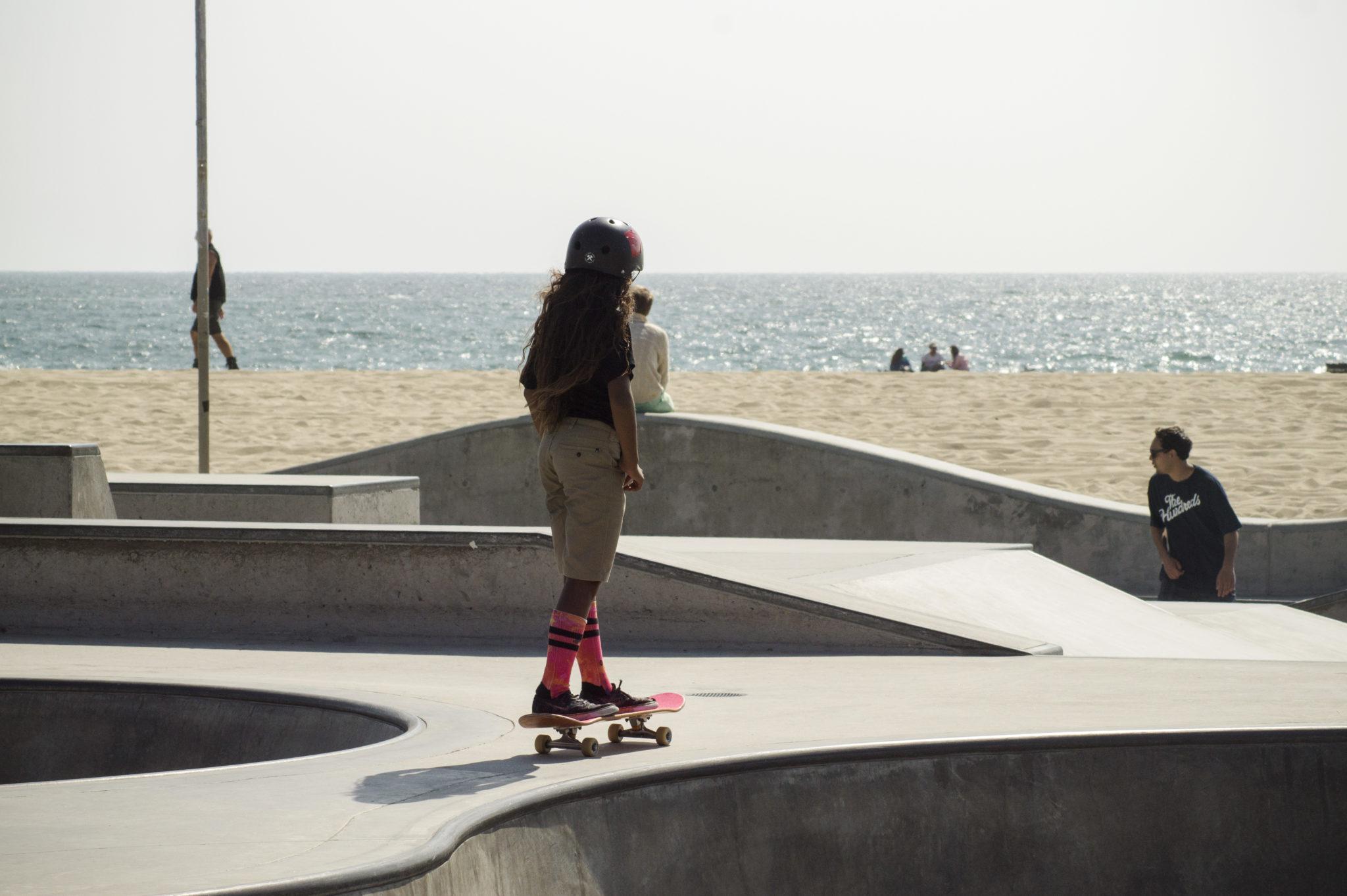 Venice-Beach-Skatergirl