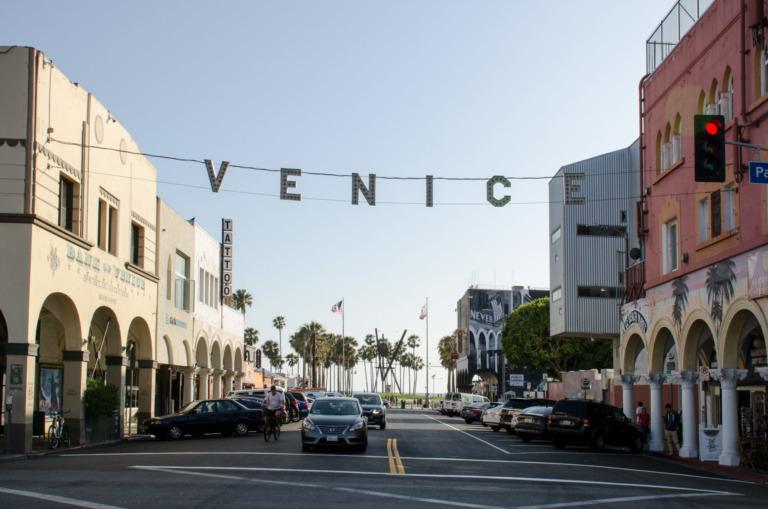 Venice Beach: Zwischen Freakshow und Trauerspiel