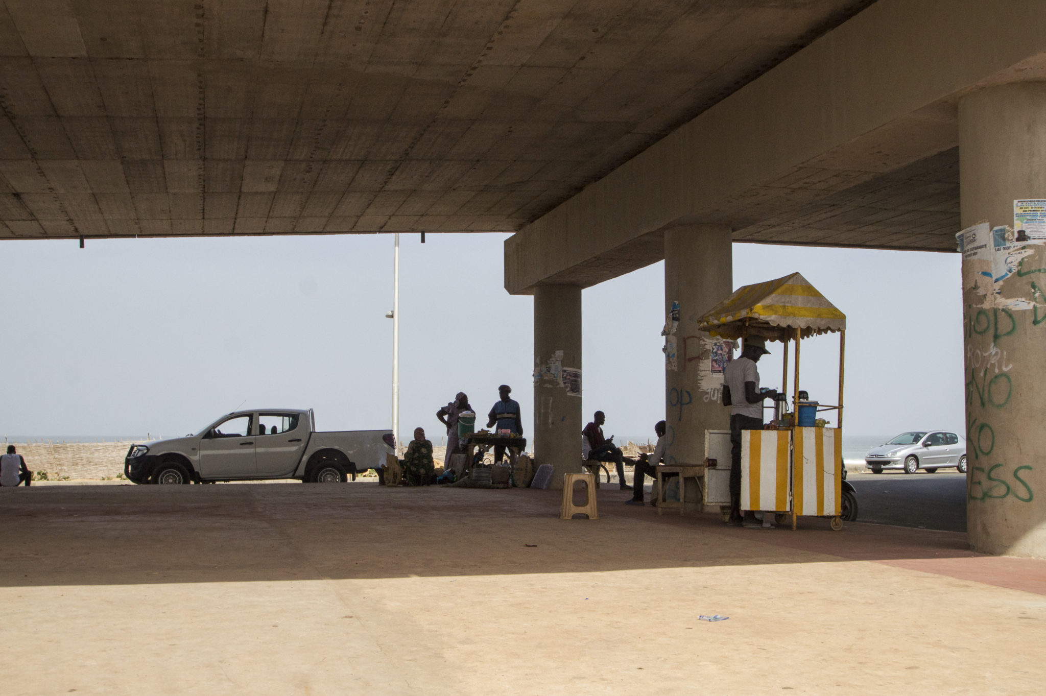 Mbour-Petite-Cote-Senegal-Verkehr