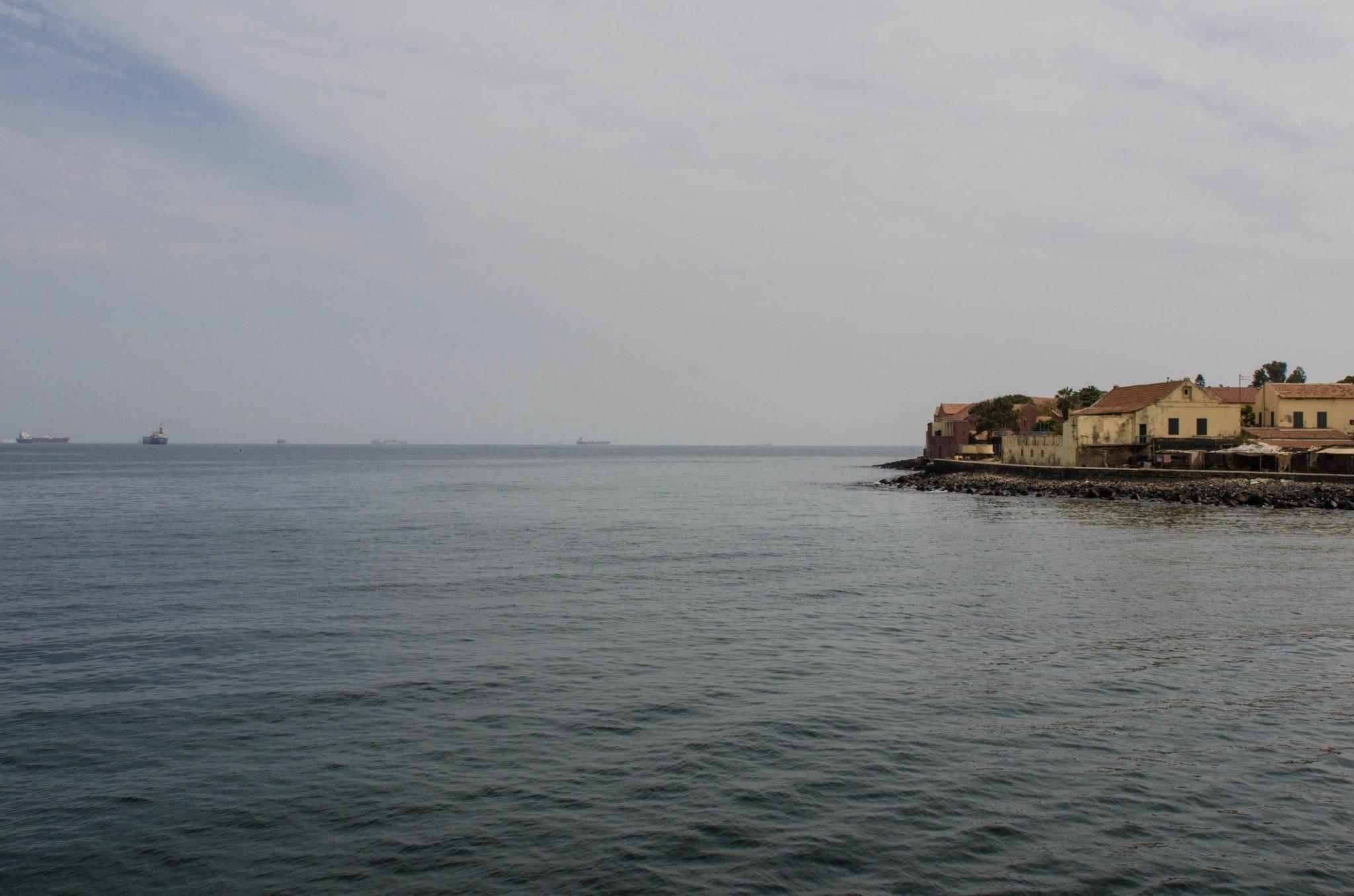 Ile de Goree in der Nähe von Dakar im Senegal