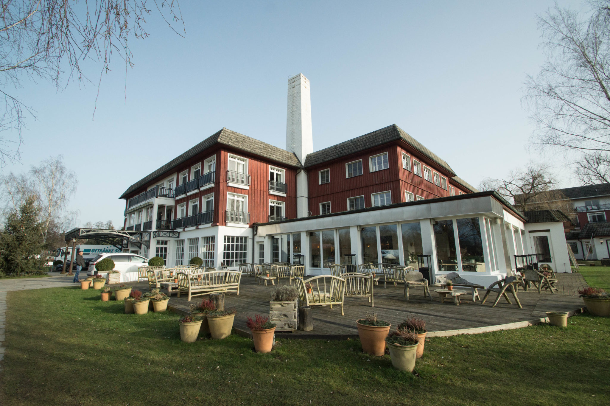 Das Bleiche Resort & Spa: ein Haus mit Geschichte