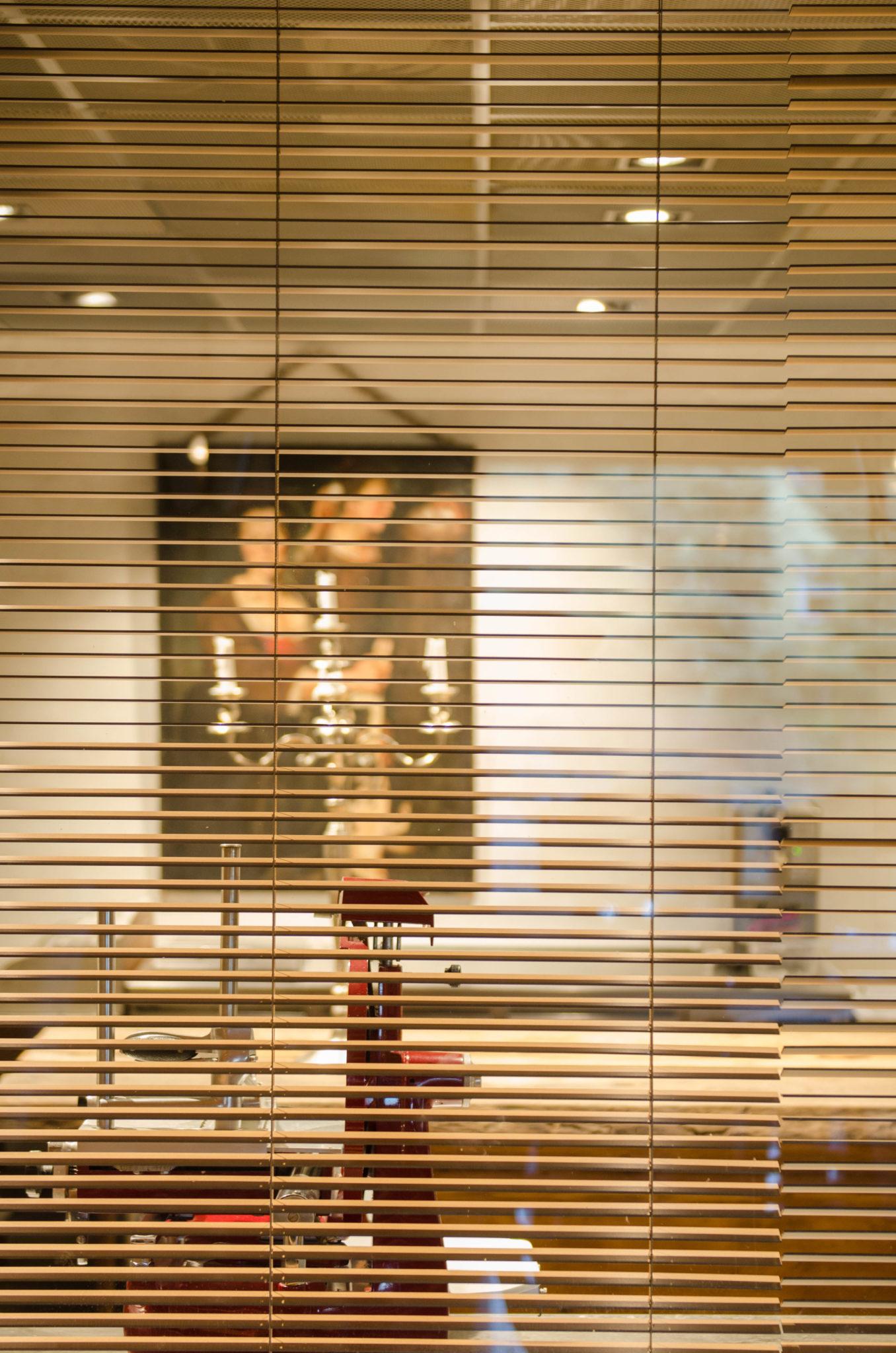 Kurzer Blick in die Küche des Bleiche Resort & Spa