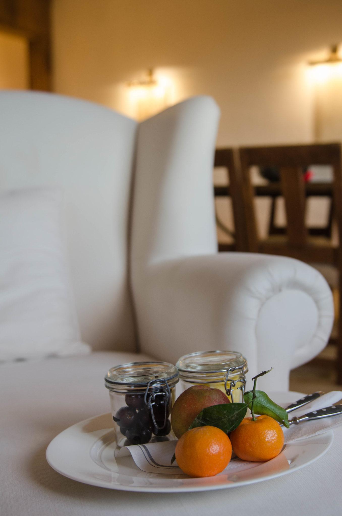 Gesund startet das Wellness-Wochenende im Bleiche Resort & Spa