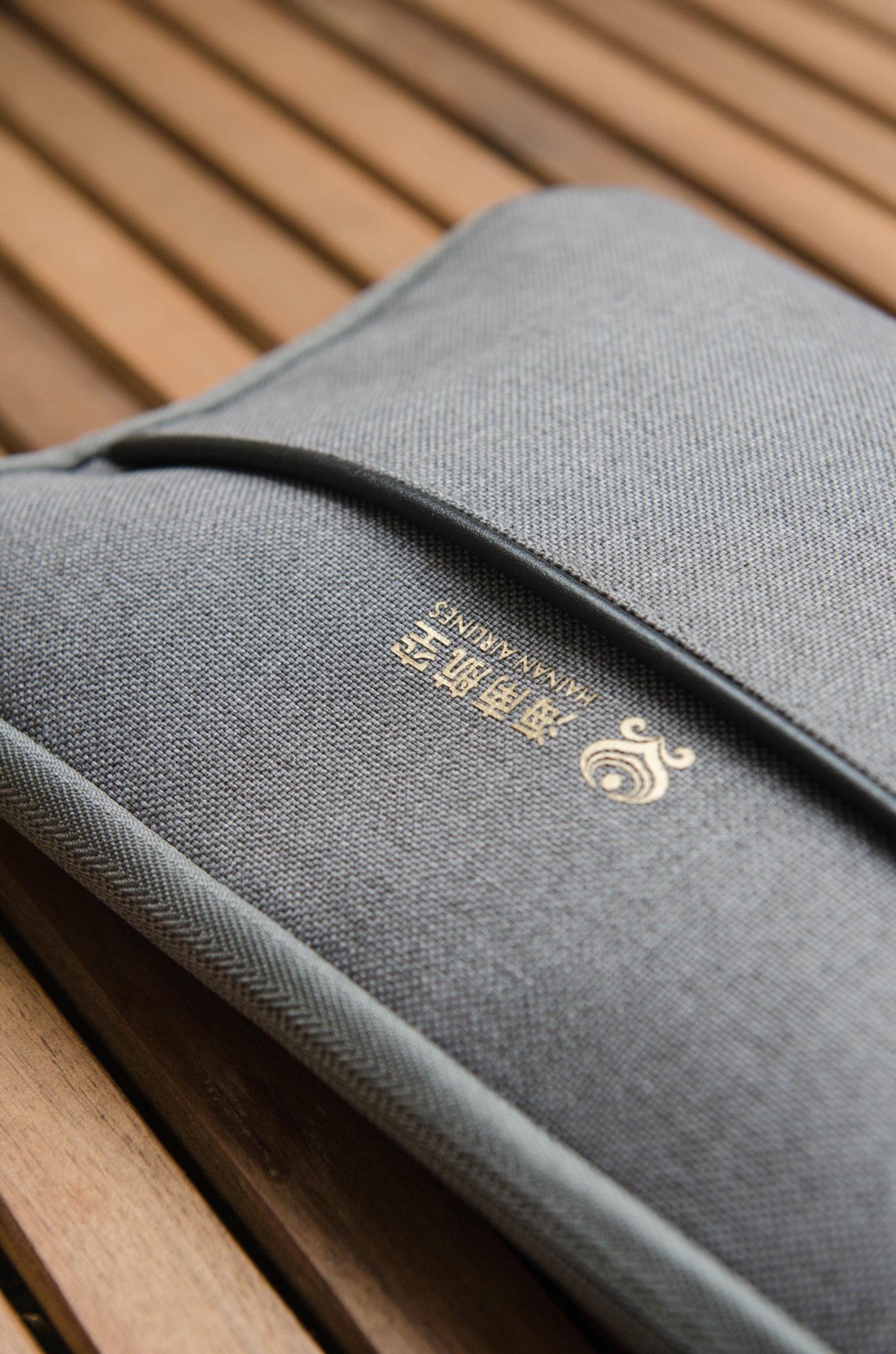 In dem Amenity Kit der Hainan Business Class ist alles drin, was man benötigt