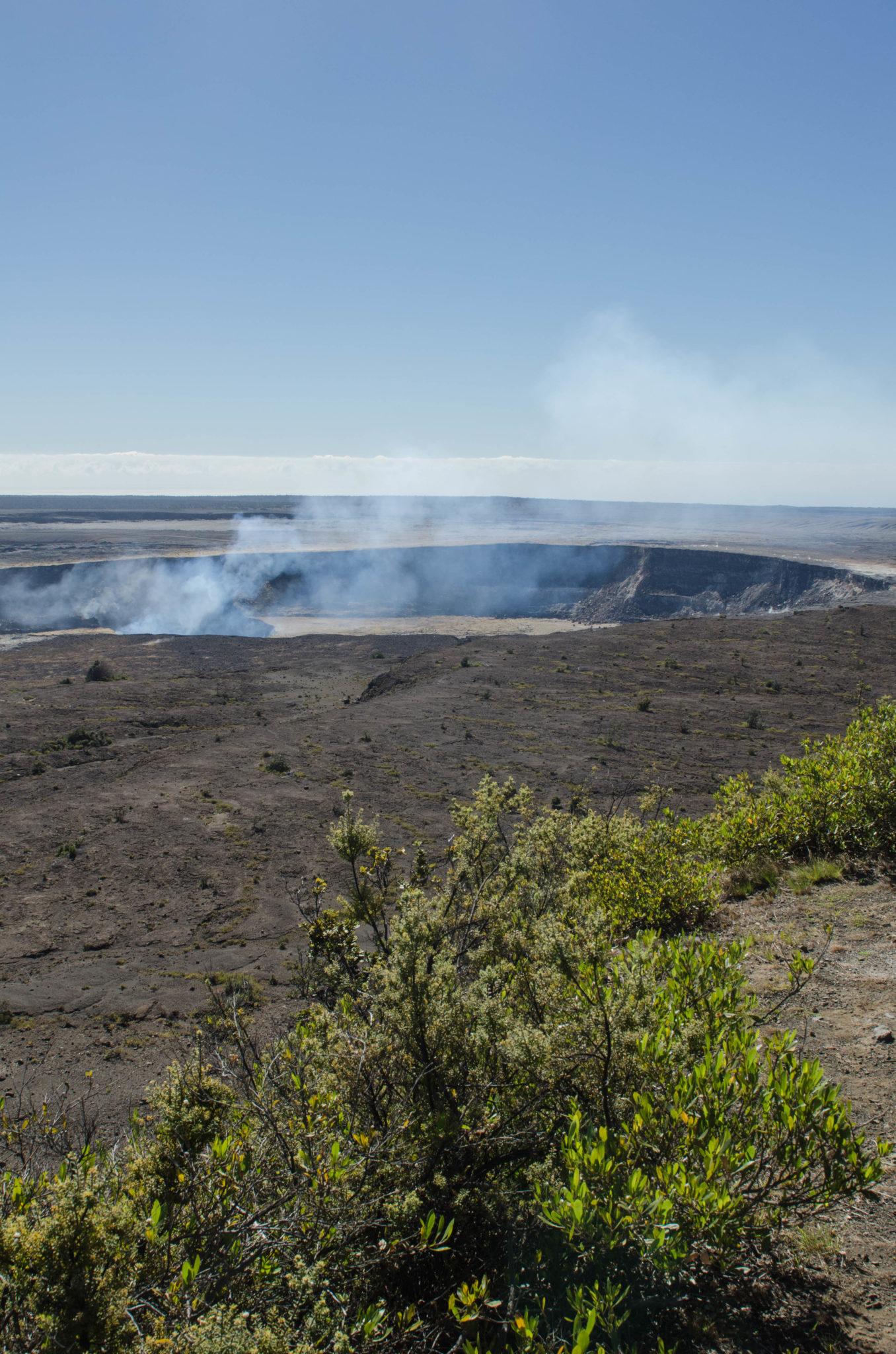 Der Volcano National Park auf Big Island sollte zu jeder Hawaii Rundreise gehören
