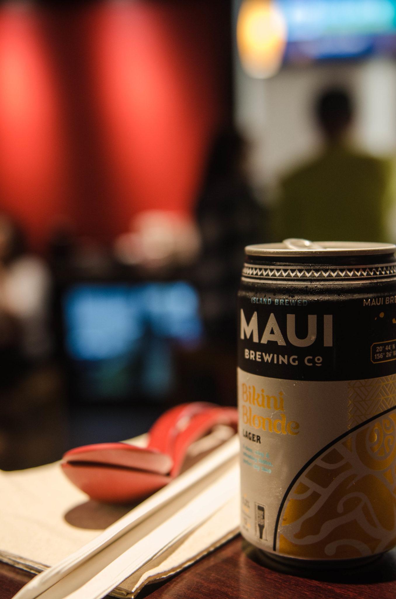 Sehenswürdigkeiten Hawaii: Bier auf Hawaii gibt es meistens aus kleinen Brauereien