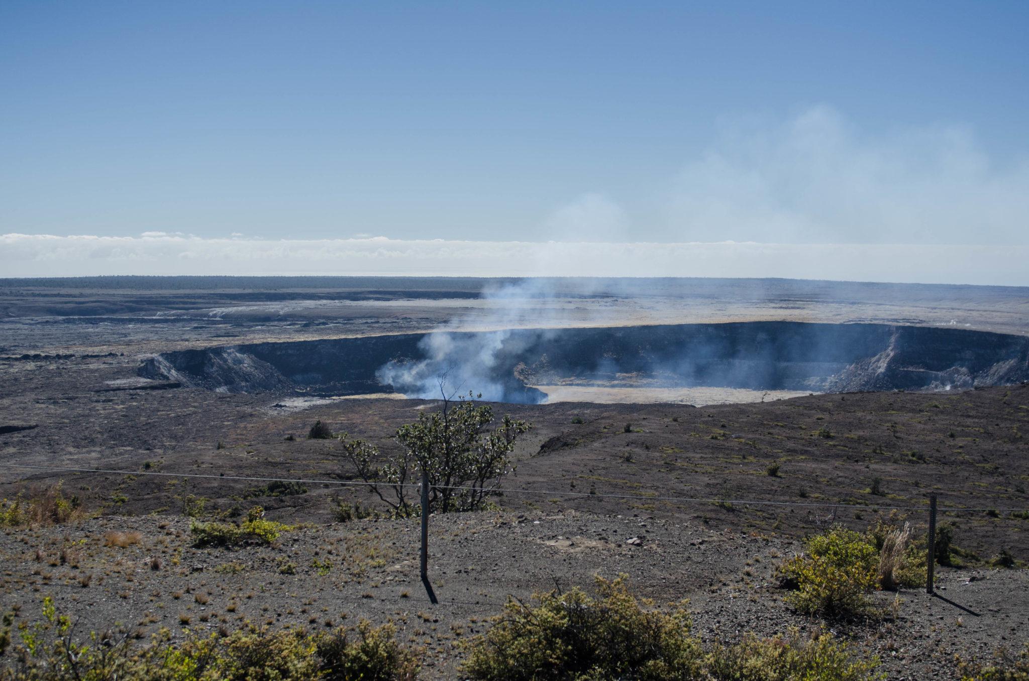 Sehenswürdigkeiten Hawaii: Der Vulkan Nationalpark ist absolut einmalig