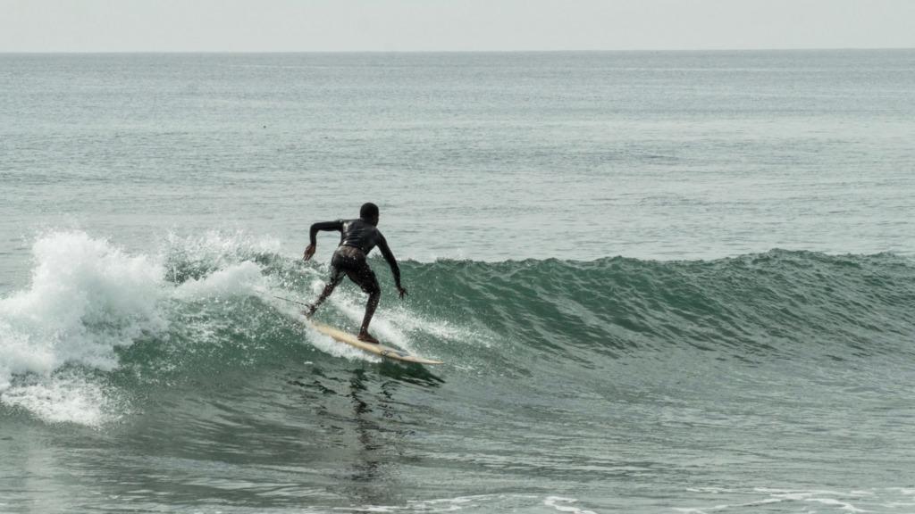 Traumwellen: Dass Surfen im Senegal super ist, fanden schon die Jungs aus dem Film Endless Summer
