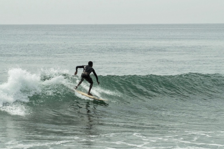 Senegal: Die konstante Welle ins Glück