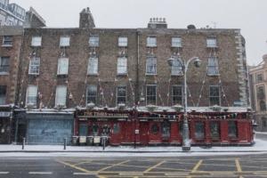 St. Patricks Day in Dublin: Grüner wird's nicht