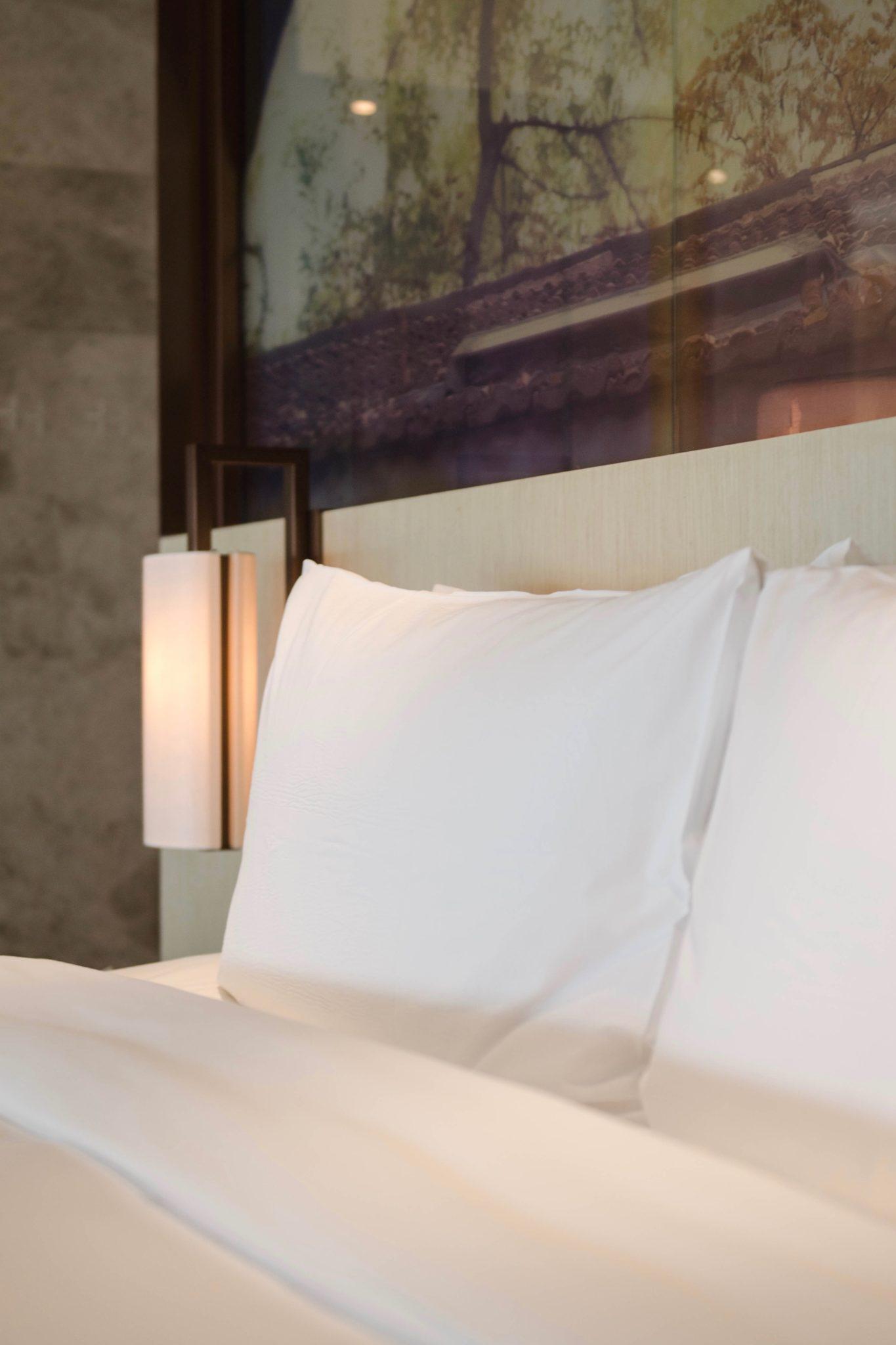EAST Hotel Peking: Hier kann man ganz sicher gut schlafen