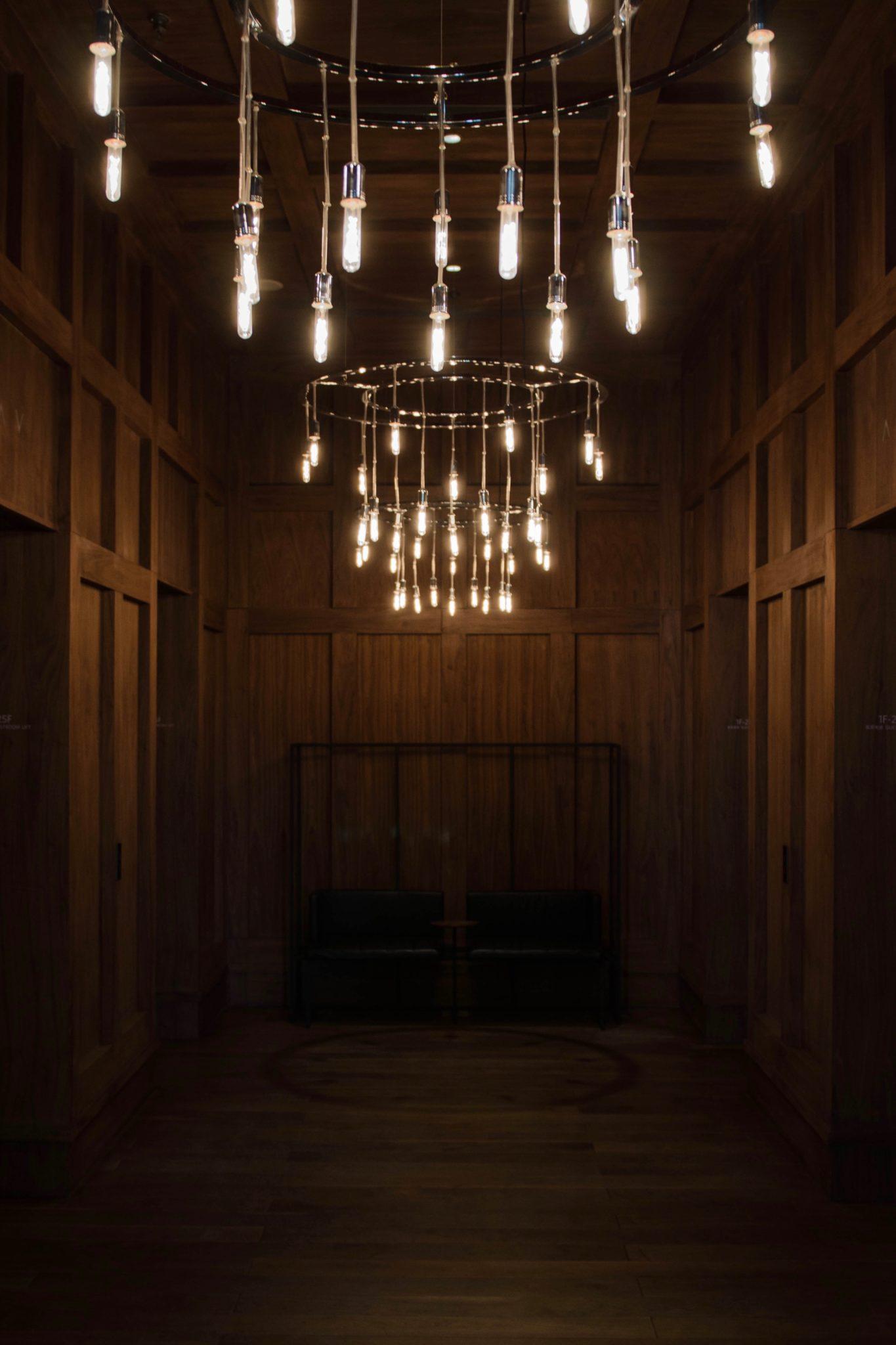 EAST Hotel Peking: Schickes Design trifft auf hartes Holz