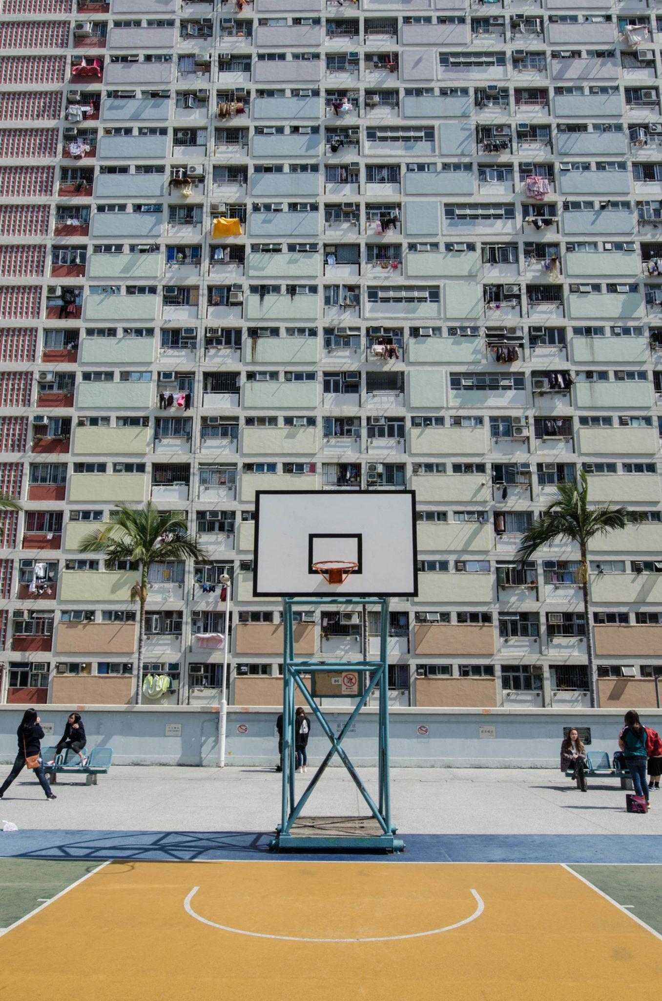 Hongkong Reisetipps: Das Choi Hung Estate ist ein Instagram-Liebling