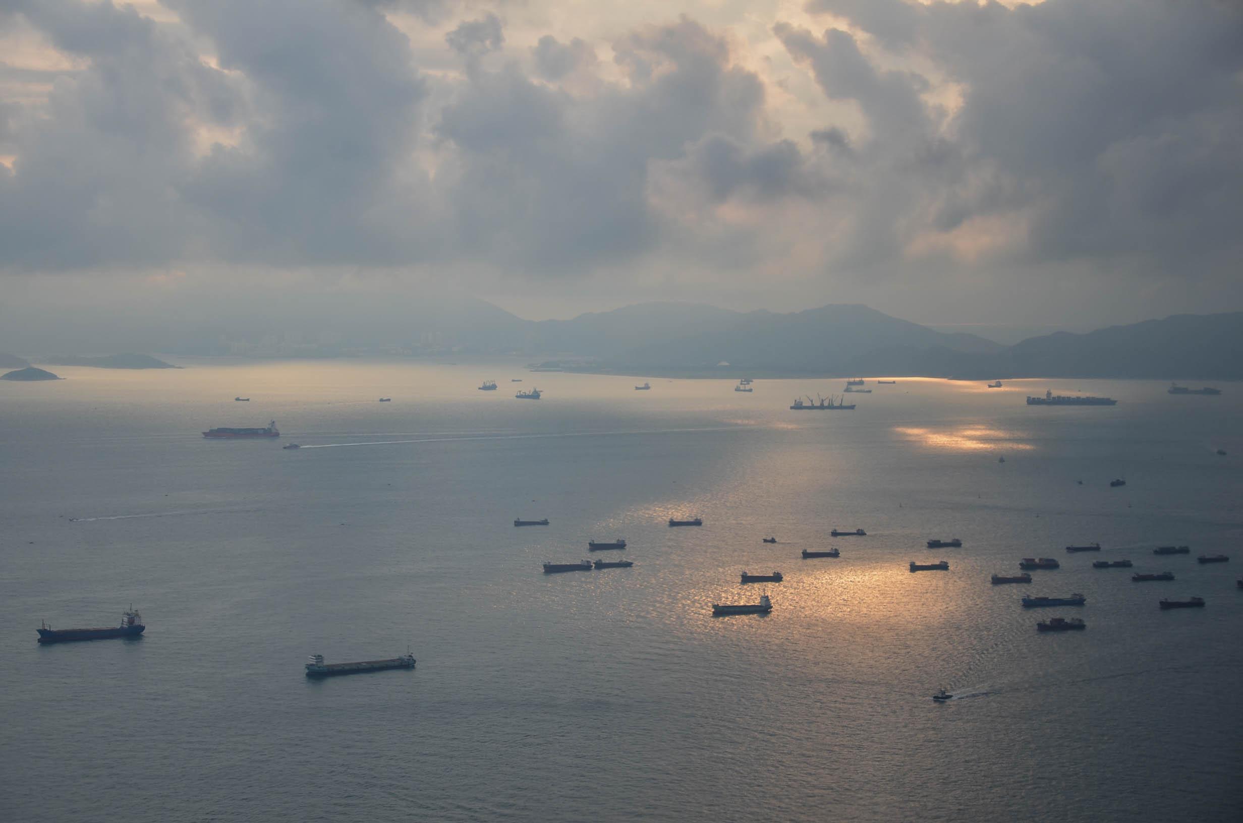 Hongkong Reisetipps: Die vorgelagerten Inseln von Hongkong scheinen, als seien sie in der Zeit stehen geblieben.