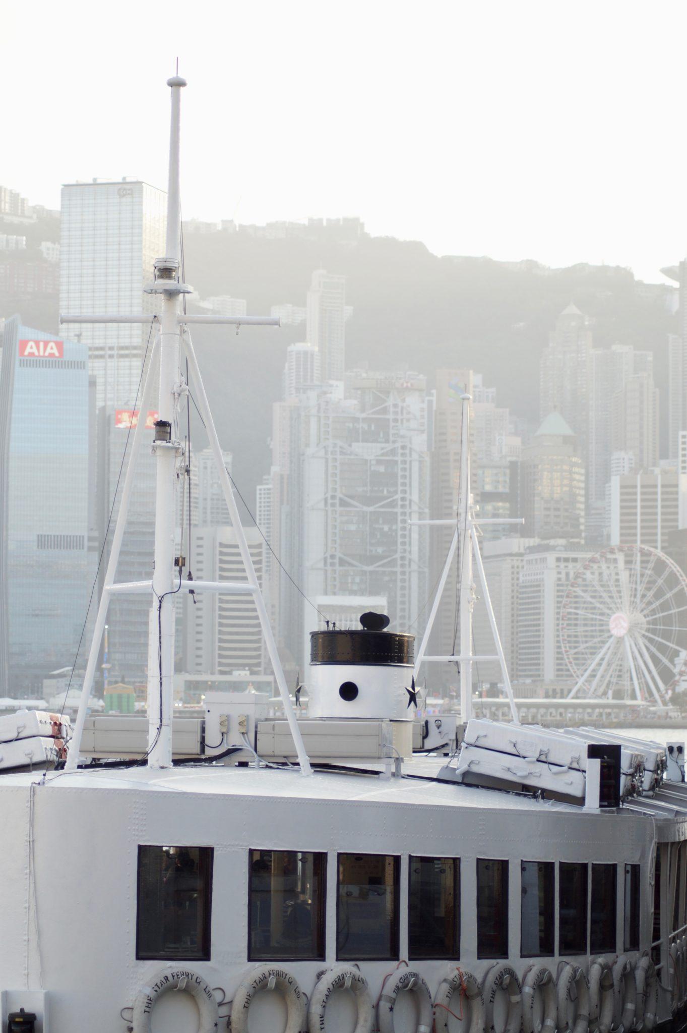 Hongkong Reisetipps: Die Star Ferry ist ein echtes Highlight