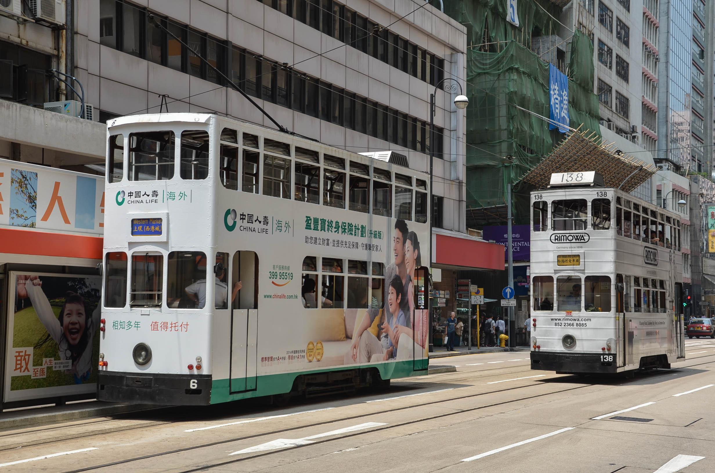 Hongkong Reisetipps: Die Grand Dame Hongkongs