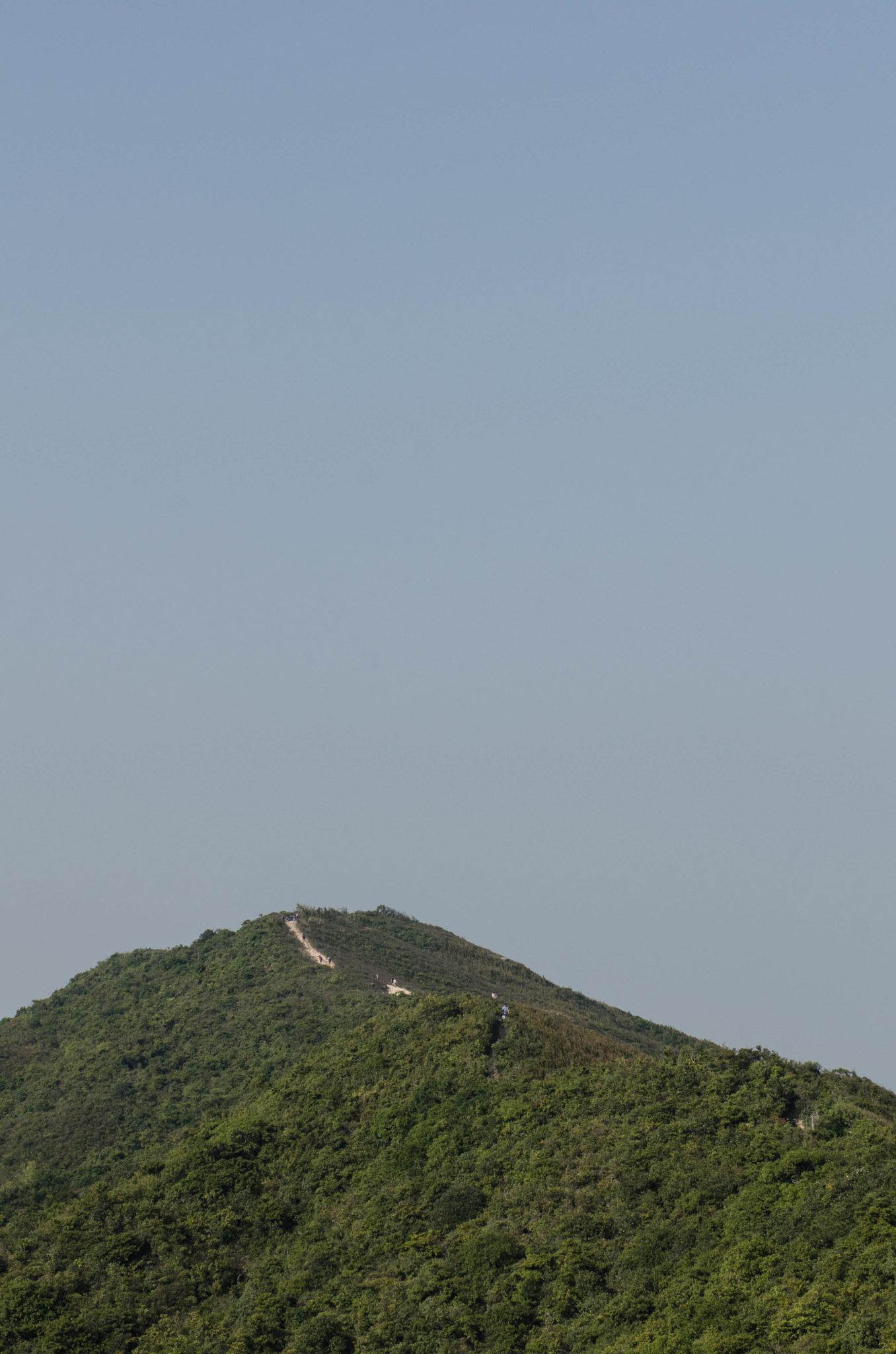 Hongkong Reisetipps: Der Dragon's Back ist ein beliebtes Ziel für Besucher, die gern wandern möchten.