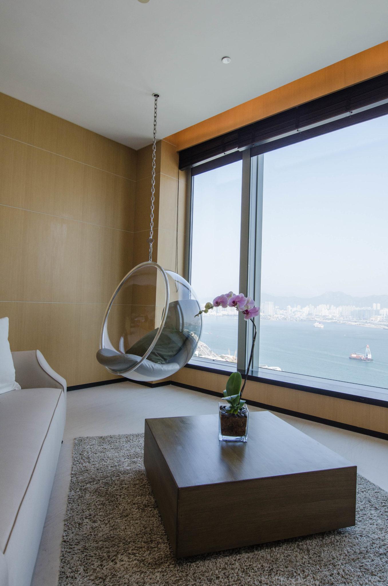 Die Suite im Hotel EAST Hong Kong