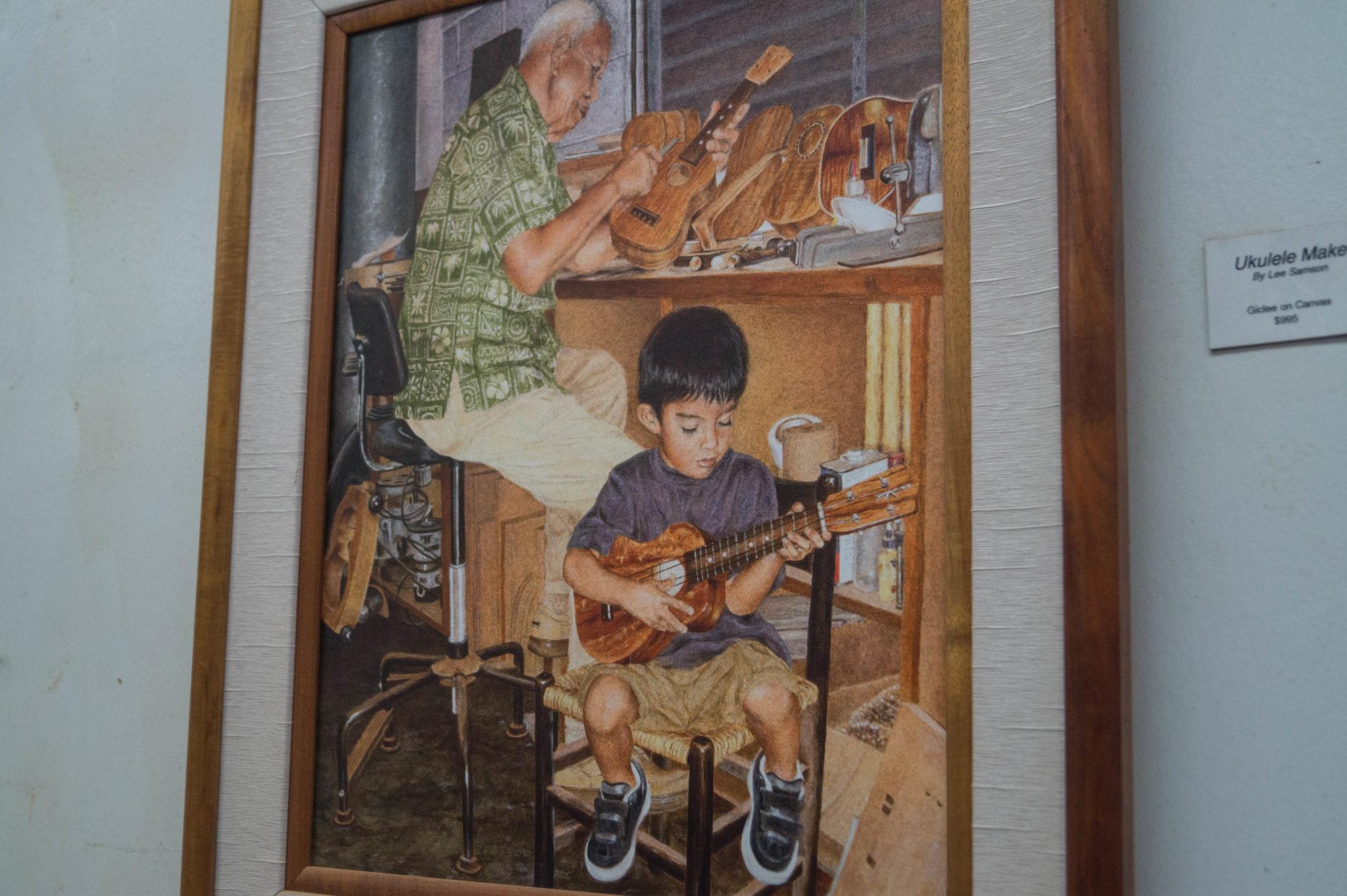 Kamaka Ukulele Hawai'i steht für Qualität und Tradition
