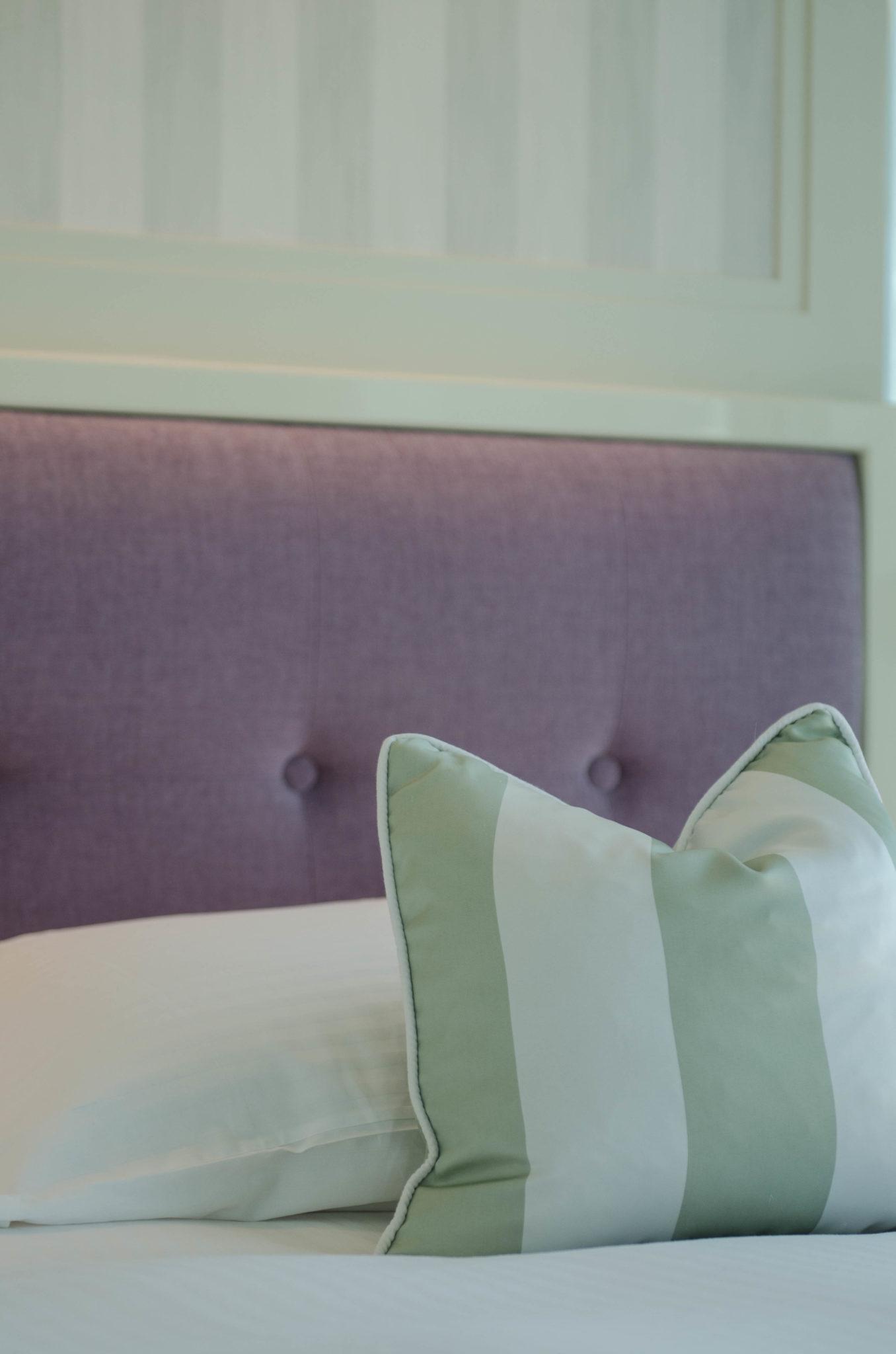 Lanson Place Hotel Hongkong: Die Betten in den Zimmern sind super bequem