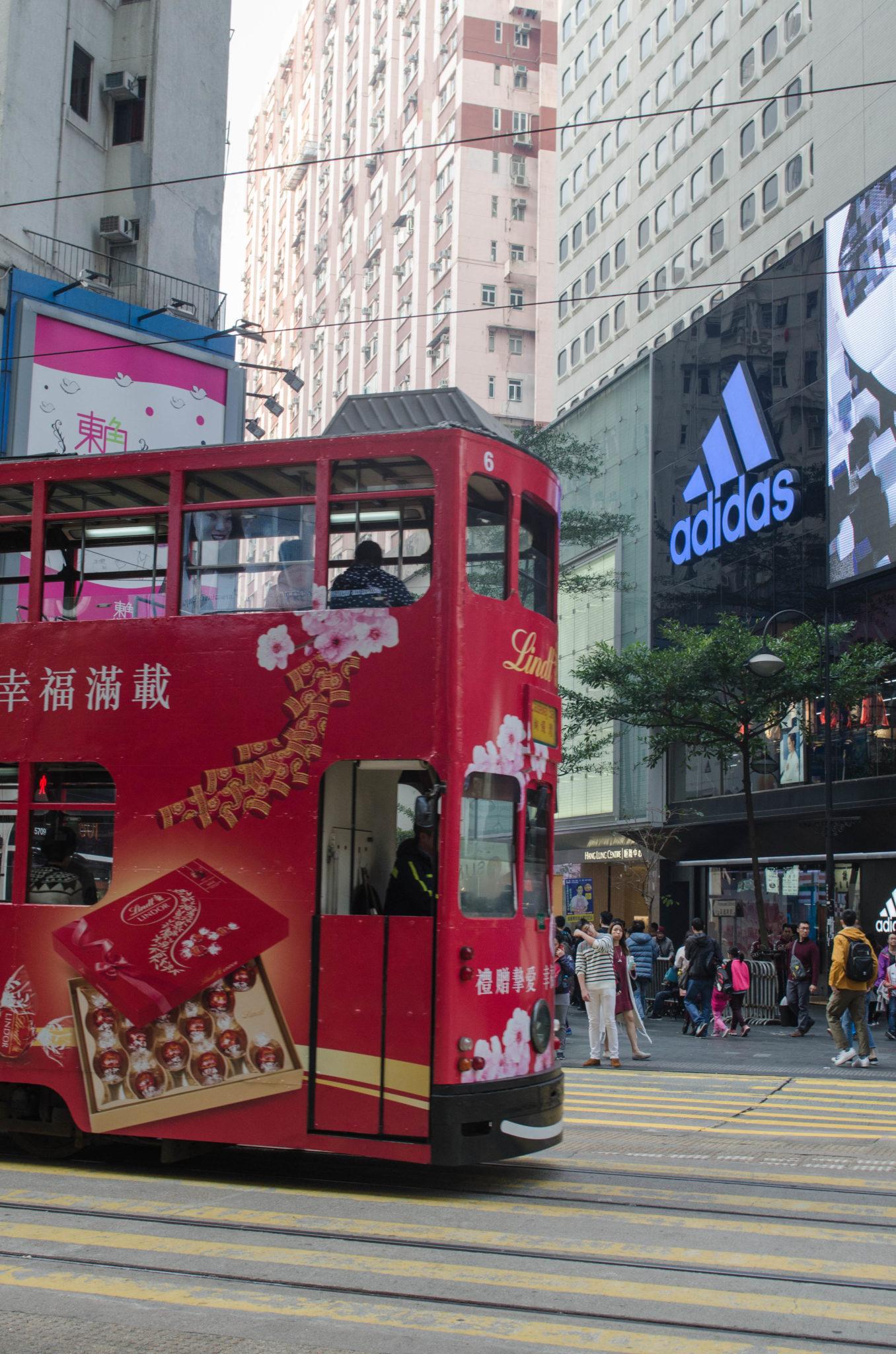 Lanson Place Hotel Hongkong: Mitten in Causeway Bay gelegen, bietet das Hotel die perfekte Location für Genießer und Shopper