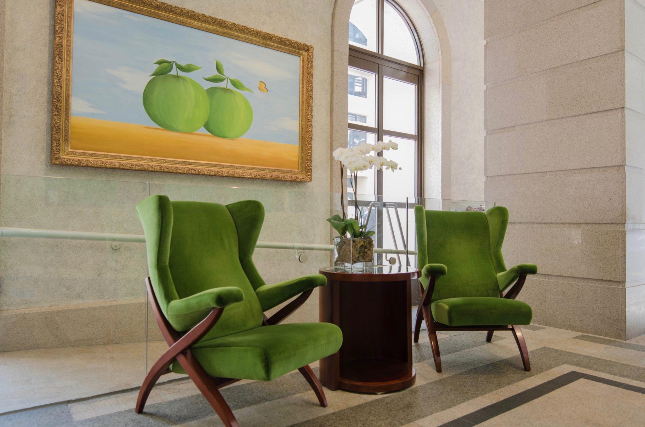 Heimelig: Das Lanson Place Hotel Hongkong