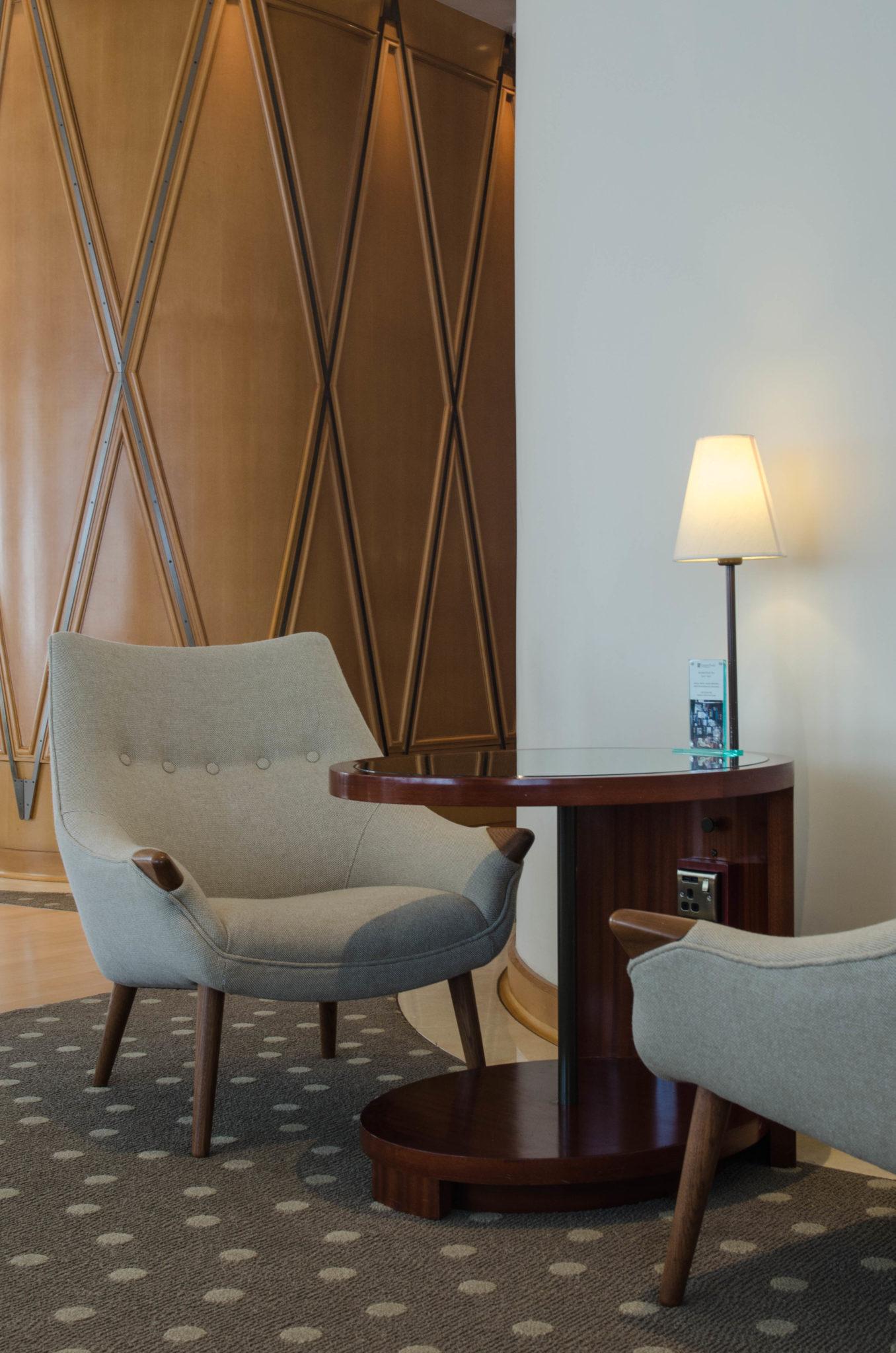 Lanson Place Hotel Hongkong: Das Lobbyflair wird hier ganz groß geschrieben