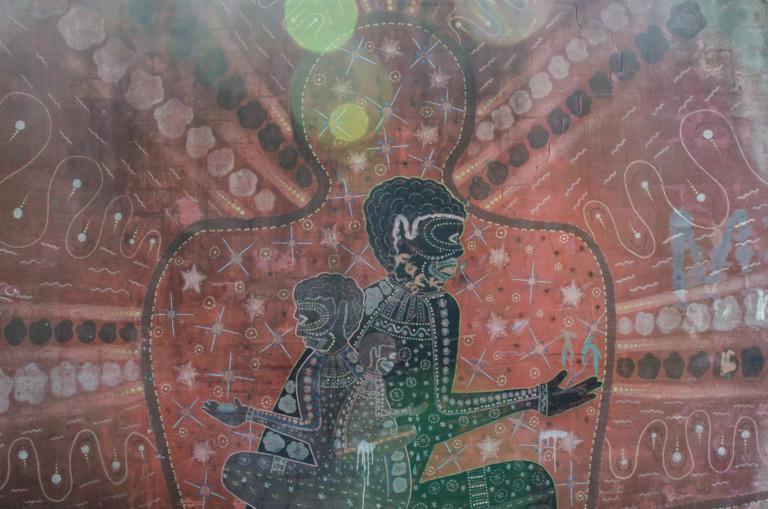 Sydney: Krawall und Shanti Shanti
