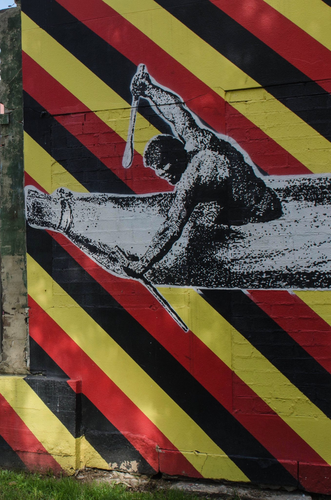 Redfern Sydney: An Krawall erinnern heute die Gemälde