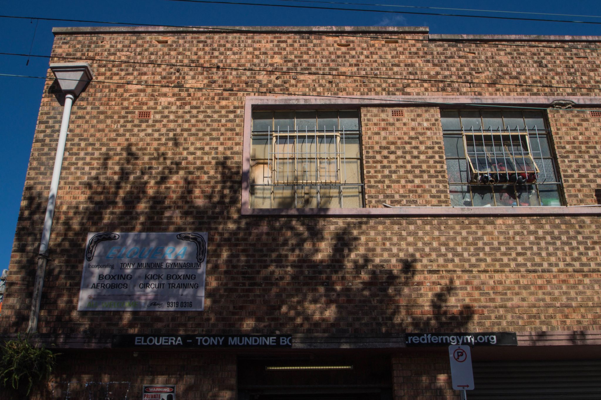 Redfern Sydney: Tony Mundines Boxschule hat heute geschlossen